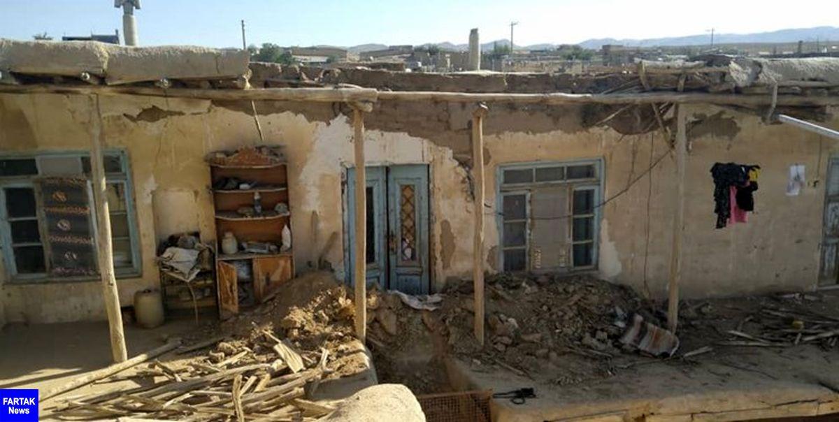 زلزله قوچان ۲۳ مصدوم برجای گذاشت/ برآورد خسارت به ۴۰۰ واحد روستایی
