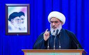 توصیه امام جمعه بوشهر به مسؤولان در امر مالیات کاسبان