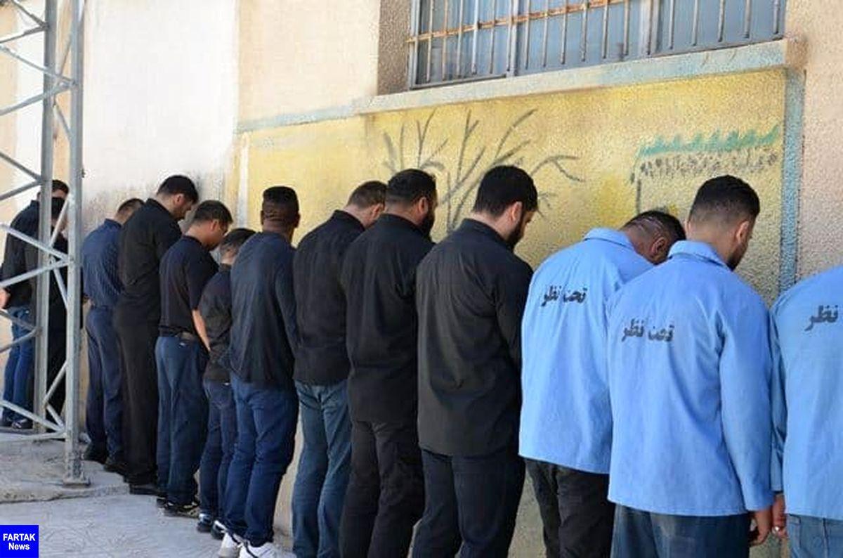 دستگیری 12 نفر از عاملان نزاع دسته جمعی در سرپل ذهاب