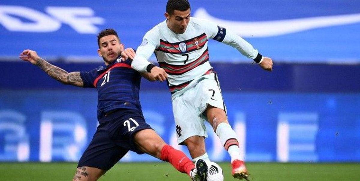 لیگ ملتهای اروپا| رویارویی فرانسه و پرتغال برنده نداشت/توقف ایتالیا در خانه لهستان