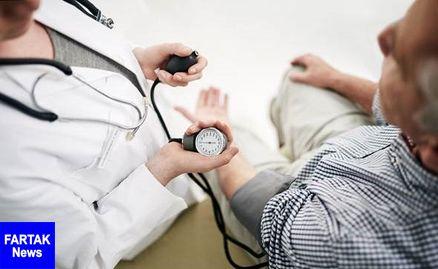 نسخه اورژانسی درمان افت فشار و فشار خون پایین