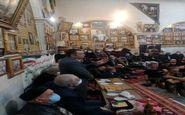 نشست ورزشهای زورخانهای و پهلوانی استان تهران به حمایت از آیتالله رییسی