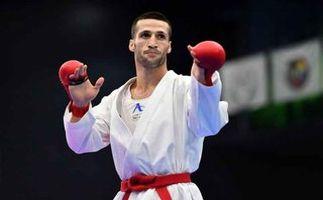 اعزام ملی پوش محروم کاراته به مسابقات بین المللی!