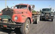 تردد و حمل بار با وسایل نقلیه فرسوده در کلانشهرها ممنوع شد