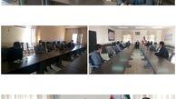 جلسه ستاد پیشگیری ومقابله با کرونا درشهرستان هلیلان برگزارشد