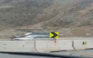 فیلم/ حماقت راننده خودرو شاسی بلند برای رسیدن به منطقه لواسانات!