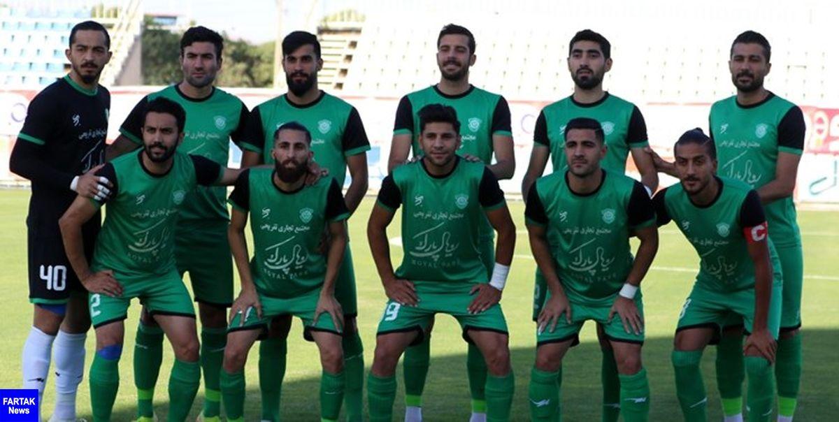 جدول لیگ برتر فوتبال| بردهای ارزشمند نساجی و ذوب آهن