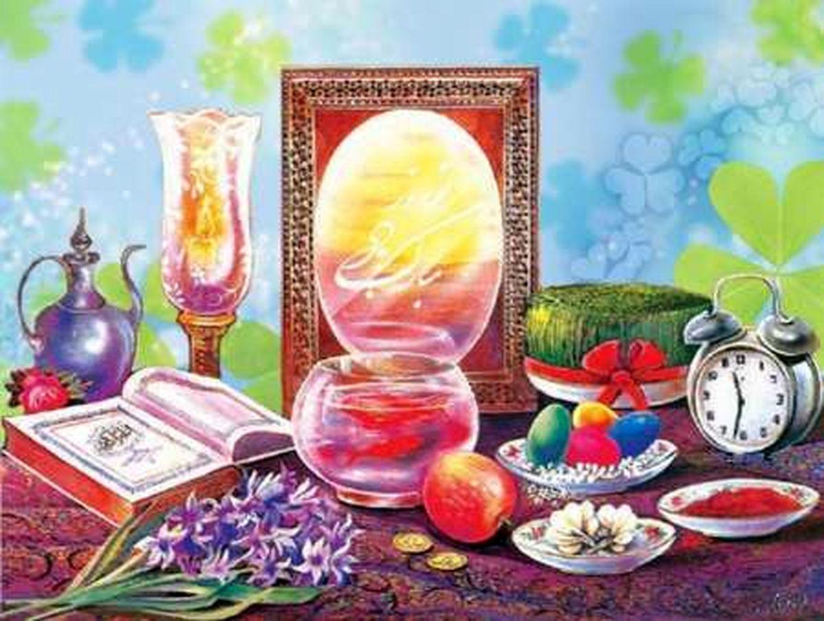 جشن جهانی نوروز در کاخ گلستان برگزار میشود