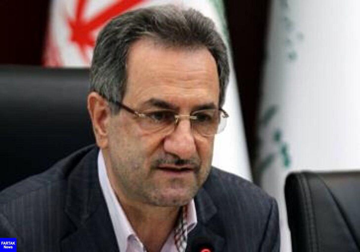 استاندار تهران: آلودگی هوا باید به صورت ریشهای حل شود