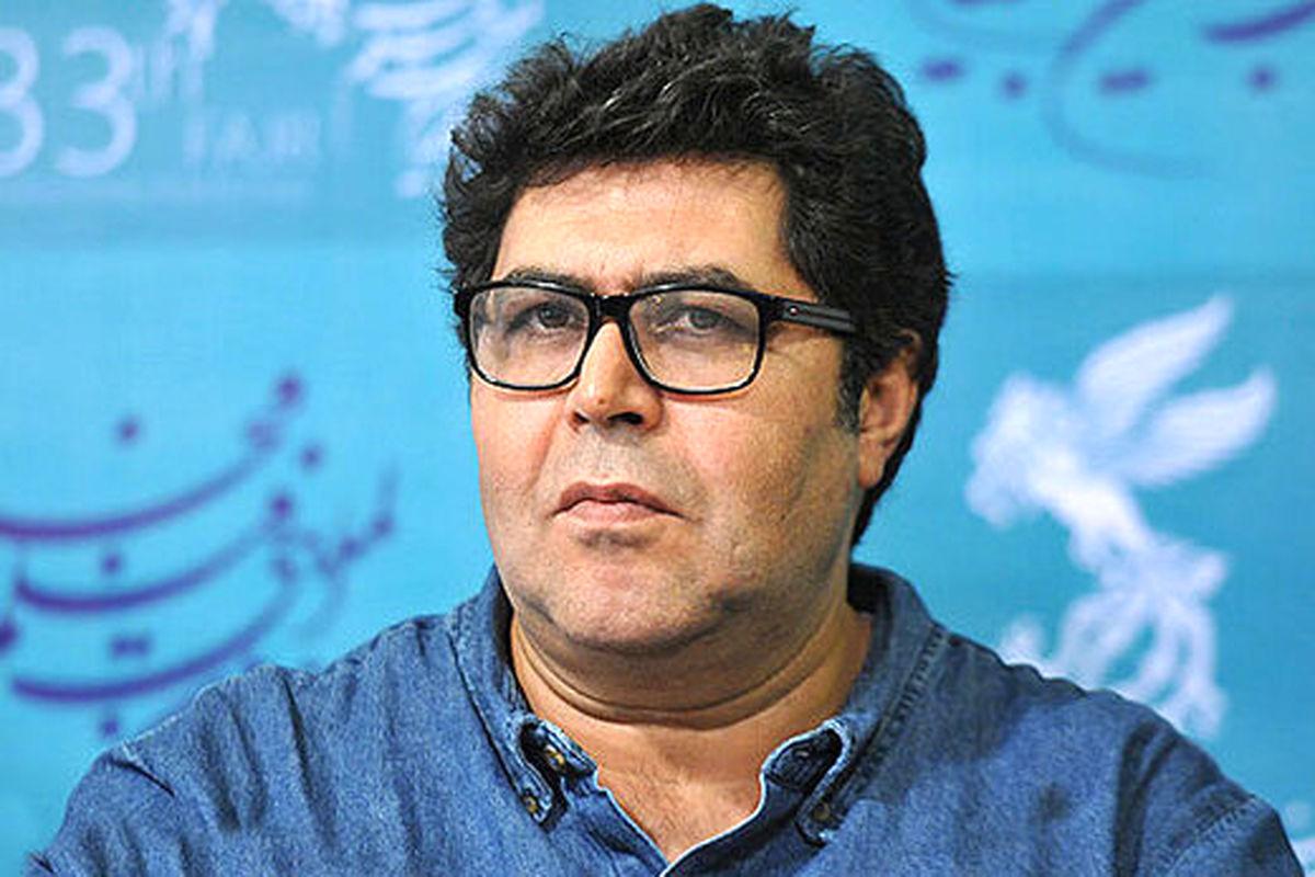 بازیگر مرد ایرانی عزادار شد