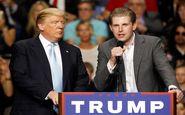 پسر دوم ترامپ پیش از انتخابات شهادت میدهد