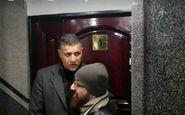 علی دایی وارد فدراسیون فوتبال شد