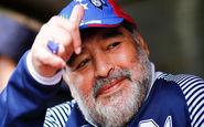 اولین پیروزی تیم مارادونا بعد از مرگ اسطوره