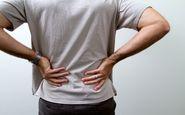 علل و درمان کمر درد در مردان