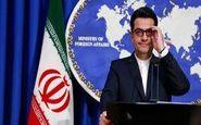 واکنش سخنگوی وزارت خارجه به تحریم رهبری و «ظریف» از سوی آمریکا