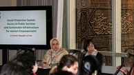 ایران دستاوردهای اجتماعی زنان را در سازمان ملل تشریح کرد