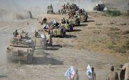 عملیات حشد الشعبی عراق در خاک سوریه به کشته شدن 15 داعشی منجر شد