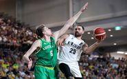 بسکتبال انتخابی کاپ آسیا| استرالیا مغلوب نیوزیلند شد