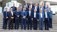 ۱۵ سفیر ایران در کشورهای خارجی از مجتمع مس سرچشمه بازدید کردند