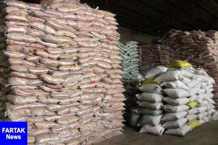 کشف ۷۰ کانتینر برنج احتکاری در بندرعباس