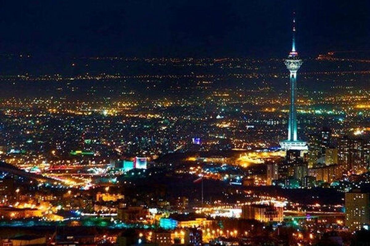 جدول جدید خاموشیهای تهران