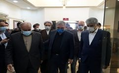 سفر وزیر بهداشت به کرمانشاه