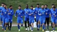 لیست بازیکنان استقلال برای دیدار با الهلال مشخص شد