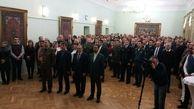 برگزاری جشن دیپلماتیک چهلمین سالگرد پیروزی انقلاب اسلامی در ارمنستان