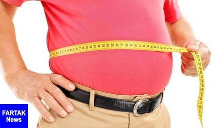 اضافه وزنی که علتش پرخوری نیست