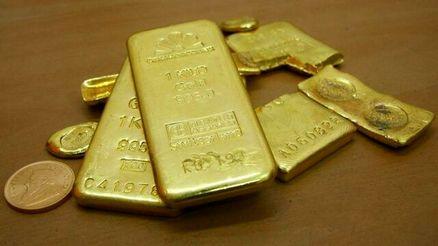 طلا در نزدیکی 1500 دلار
