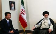 مروری بر سفر نخست وزیر ژاپن به ایران و دیدار با رهبری