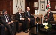 محورهای دیدار چاوشاوغلو با وزیر خارجه و پادشاه اردن