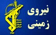 عروج شهادت گونه فرمانده قرارگاه ثامن الائمه(ع) نیروی زمینی سپاه