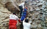 سقوط از کوه جان مرد جوان را گرفت