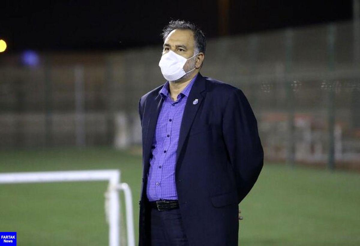مدیرعامل باشگاه استقلال در راه دبی/ مددی با دست پر به اردوی استقلال می رود