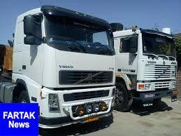 فراخوان پلیس راهور برای بررسی و اصلاح ظرفیت کامیونهای کشنده ولوو