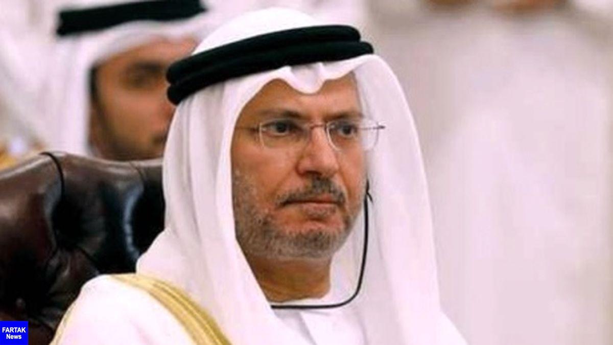 امارات: معاهده صلح هرگز علیه مساله فلسطین نیست