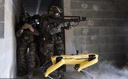 ارتش سگهای رباتی در چین! + فیلم