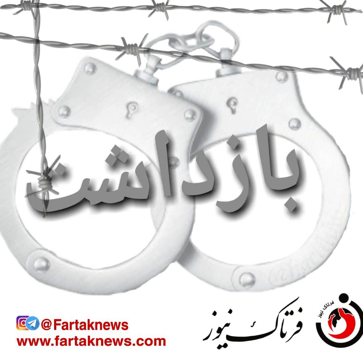 قتل در اهواز / رضا یک تنه همه را زد و گریخت+جزئیات