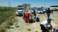 شش کشته و یک مصدوم در تصادف تریلی با سمند