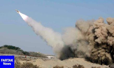 ارتش یمن مواضع نظامیان سعودی را هدف حملات موشکی قرار داد