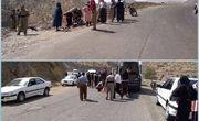 سقوط مینی بوس در کردستان 28 کشته و مصدوم برجا گذاشت