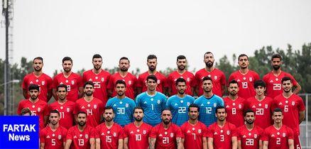 اسامی بازیکنان تیم ملی برای اردوی آبان ماه اعلام شد