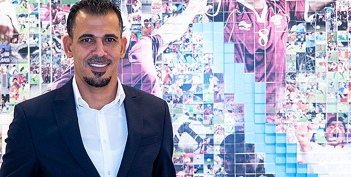 حمایت تمام قد کاپیتان عراق از ستاره پرسپولیس: او حق داشت با قطر مذاکره کند