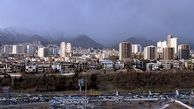تداوم وضعیت «قابل قبول» هوای تهران
