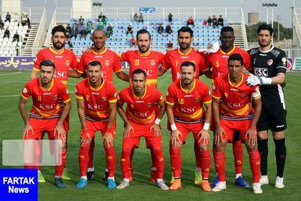 برگزاری اردوی تیم فوتبال فولاد خوزستان در تهران