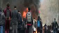 دانش آموزان فرانسوی به معترضان جلیقه زرد پیوستند + فیلم