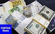 قیمت روز ارزهای دولتی ۹۷/۰۸/۲۸