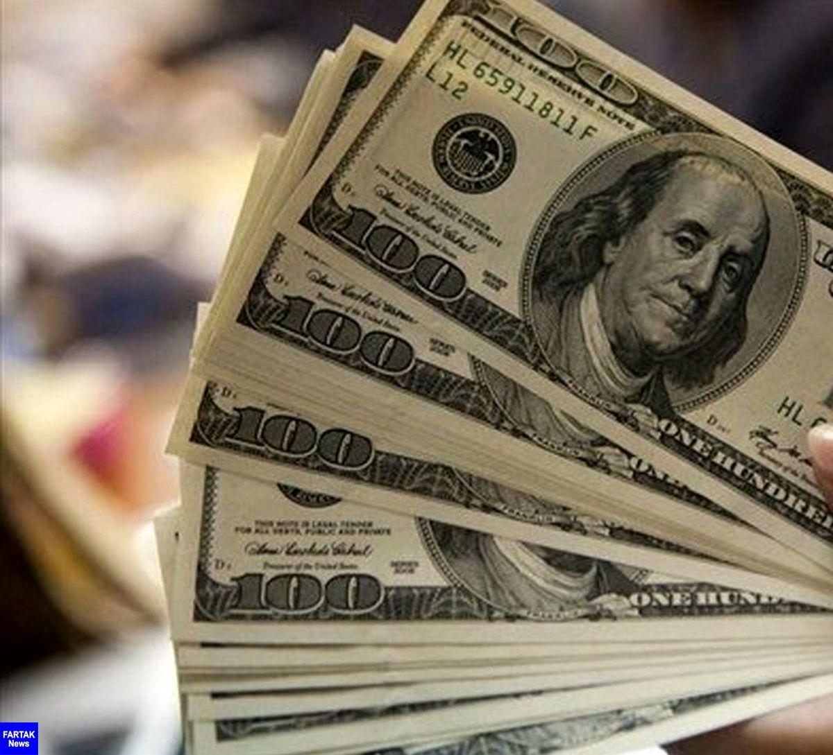 رشد قیمت دلار امروز هم ادامه داشت