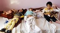 32 هزار بیمار یمنی در نتیجه محاصره فرودگاه صنعاء جان خود را  از دست دادند
